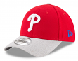 "Philadelphia Phillies New Era 9Forty MLB ""The League Heather 2"" Adjustable Hat"