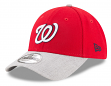 "Washington Nationals New Era 9Forty MLB ""The League Heather 2"" Adjustable Hat"