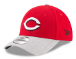"Cincinnati Reds New Era 9Forty MLB ""The League Heather 2"" Adjustable Hat"