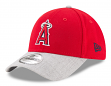 "Los Angeles Angels New Era 9Forty MLB ""The League Heather 2"" Adjustable Hat"