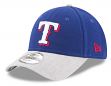 "Texas Rangers New Era 9Forty MLB ""The League Heather 2"" Adjustable Hat"