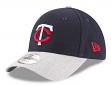 "Minnesota Twins New Era 9Forty MLB ""The League Heather 2"" Adjustable Hat"