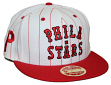 "Philadelphia Stars New Era 9FIFTY Negro League ""Striped Jerz"" Snapback Hat"