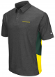 "Oregon Ducks NCAA ""The Bro"" Men's Performance Polo Shirt - Charcoal"