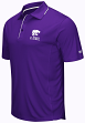 "Kansas State Wildcats NCAA ""Maestro"" Men's Performance Polo Shirt"
