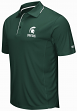 "Michigan State Spartans NCAA ""Maestro"" Men's Performance Polo Shirt"