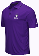 "Northwestern Wildcats NCAA ""Maestro"" Men's Performance Polo Shirt"