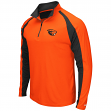 "Oregon State Beavers NCAA ""Peterman"" 1/4 Zip Pullover Men's Wind Shirt"