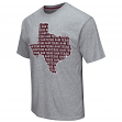 "Texas A&M Aggies NCAA ""Yada Yada Yada"" Men's Short Sleeve T-Shirt"