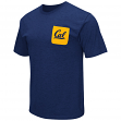 "California Golden Bears NCAA ""Banya"" Men's Dual Blend S/S Pocket T-Shirt"