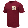 "Florida State Seminoles NCAA ""Banya"" Men's Dual Blend S/S Pocket T-Shirt"