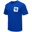 "Kentucky Wildcats NCAA ""Banya"" Men's Dual Blend S/S Pocket T-Shirt"