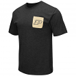 "Purdue Boilermakers NCAA ""Banya"" Men's Dual Blend S/S Pocket T-Shirt"