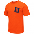 "Syracuse Orange NCAA ""Banya"" Men's Dual Blend S/S Pocket T-Shirt"