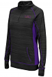 "LSU Tigers Women's NCAA ""Freedom"" 1/4 Zip Long Sleeve Wind Shirt"