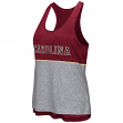 "South Carolina Gamecocks Women's NCAA ""Red Ross"" Reversible Burn Out Tank Top"