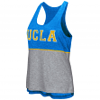 "UCLA Bruins Women's NCAA ""Red Ross"" Reversible Burn Out Tank Top"