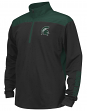Michigan State Spartans Youth NCAA Vault 1/4 Zip Pullover Long Sleeve Wind Shirt