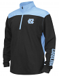 North Carolina Tarheels Youth NCAA Vault 1/4 Zip Pullover Long Sleeve Wind Shirt