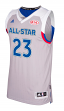 Lebron James Cleveland Cavaliers Adidas 2017 NBA All Star Swingman Jersey