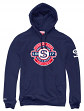 "Chicago White Sox Mitchell & Ness MLB ""Team History"" Pullover Hooded Sweatshirt"