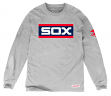 "Chicago White Sox MLB Mitchell & Ness ""Hitting Streak"" Men's Long Sleeve Shirt"