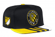 Columbus Crew Adidas MLS 2017 Authentic Team Performance Snap Back Hat