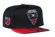 DC United Adidas MLS 2017 Authentic Team Performance Snap Back Hat