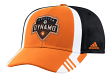 Houston Dynamo Adidas MLS 2017 Authentic Team Structured Adjustable Hat