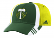 Portland Timbers Adidas MLS 2017 Authentic Team Structured Adjustable Hat