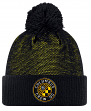 Columbus Crew Adidas MLS 2017 Authentic Cuffed Knit Hat with Pom