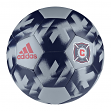 Chicago Fire Adidas MLS 2017 Authentic Size 5 Soccer Ball