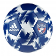 FC Dallas Adidas MLS 2017 Authentic Size 5 Soccer Ball