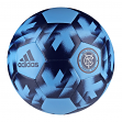 New York City FC Adidas MLS 2017 Authentic Size 5 Soccer Ball