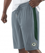 "Green Bay Packers NFL G-III ""Momentum"" Men's Poly Fashion Shorts"