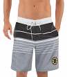 "Boston Bruins NHL G-III ""Balance"" Men's Boardshorts Swim Trunks"