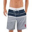 "Boston Red Sox MLB G-III ""Balance"" Men's Boardshorts Swim Trunks"