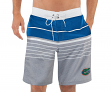 "Florida Gators NCAA G-III ""Balance"" Men's Boardshorts Swim Trunks"