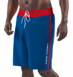 "New York Rangers NHL G-III ""Endurance"" Men's Boardshorts Swim Trunks"