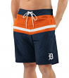 "Detroit Tigers MLB G-III ""Breaking Waves"" Men's Boardshorts Swim Trunks"