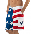 "New York Yankees MLB G-III ""Americana"" Men's Boardshorts Swim Trunks"