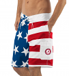 "Alabama Crimson Tide NCAA G-III ""Americana"" Men's Boardshorts Swim Trunks"