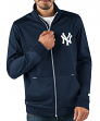 "New York Yankees MLB G-III ""Progression"" Men's Full Zip Track Jacket"