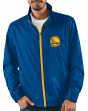 "Golden State Warriors NBA G-III ""Breaker"" Men's Premium Full Zip Jacket"