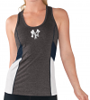 "New York Yankees Women's G-III MLB ""Strength"" Workout Racerback Tank Top Shirt"