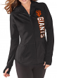 "San Francisco Giants Women's MLB G-III ""Regenerate"" Full Zip Hooded Sweatshirt"