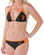 "San Francisco Giants Women's G-III MLB ""Outfielder"" 2 Piece Bikini Set"
