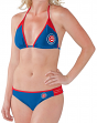 "Chicago Cubs Women's G-III MLB ""Outfielder"" 2 Piece Bikini Set"