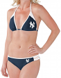 "New York Yankees Women's G-III MLB ""Outfielder"" 2 Piece Bikini Set"