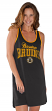 "Boston Bruins Women's G-III NHL ""Perfect Match"" Swimsuit Cover Up Dress"